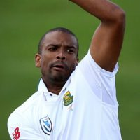 Philander ruled out of the first Test against Bangladesh
