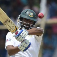 Tamim-Iqbal sufferd from thigh injury and will not play secomd Test against South Africa