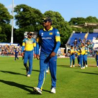 Angelo Matthews has been ruled out of the Bangladesh Tri-series.