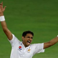 Fast bowler Mohammad Abbas will be playing Country Cricket for Leicestershire after having a good run for Pakistan in Test cricket.