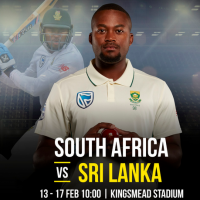 South Africa vs Sri Lanka 2019 Test Series, South Africa vs Sri Lanka 2019 Test Series-Statistical Overview