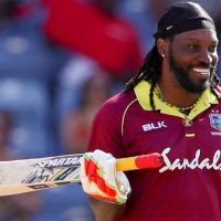 Chris Gayle, ODI Records
