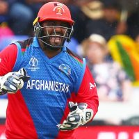 Mohammad Shahzad, ICC Cricket World Cup 2019