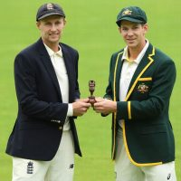 2019 Ashes Test Series,