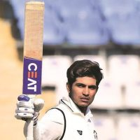 Shubham Gill. South Africa tour to India 2019