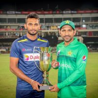 Pakistan vs Sri Lanka 2019, Sri Lanka tour to Pakistan 2019