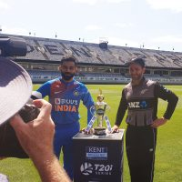 New Zealand vs India 2020 T20I Series. New Zealand vs India 2020 T20I series-Statistical Overview