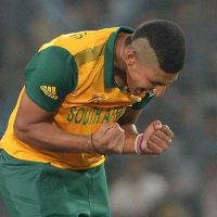 Cricket South Africa, Beuran Hendricks