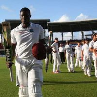 Chemar Holder, West Indies tour to England 2020 Test Series