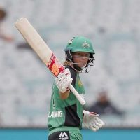 Meg Lanning, 2020 Women's Big Bash League
