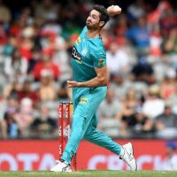 Ben Cutting, Sydney Thunder, 2020 Big Bash League