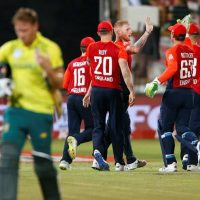 South Africa vs England 2020 T20I Series